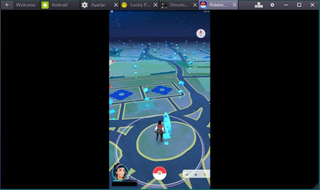 Photo of Pokemon Go Bilgisayarda (PC de) Oynama