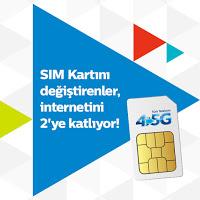 Photo of Türk Telekom Bedava 2 Kat İnternet Kampanyası