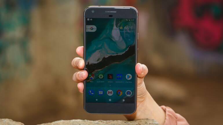 google pixel xl akıllı telefon