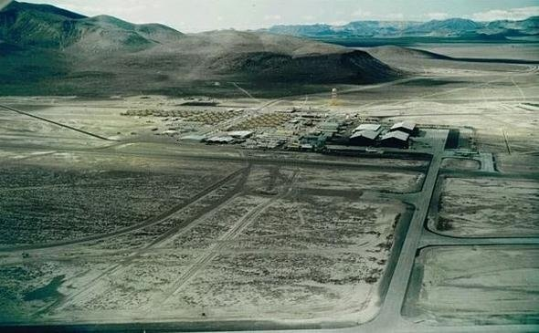 Photo of ABD,nin Sırlı 51. Bölgesinden Yeni Görüntüler Paylaşıldı