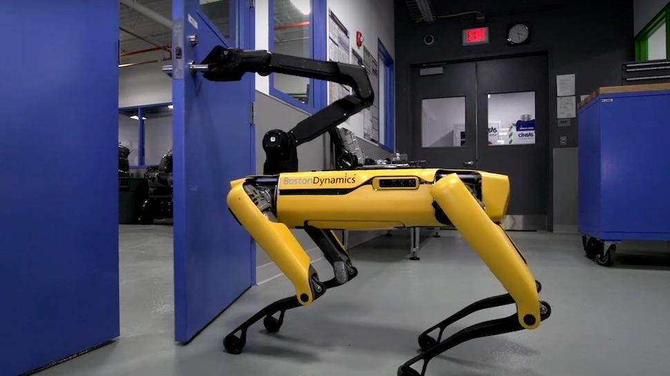 Photo of Boston Dynamics Robotlarının Ürkütücü Kapı Açma Videosu