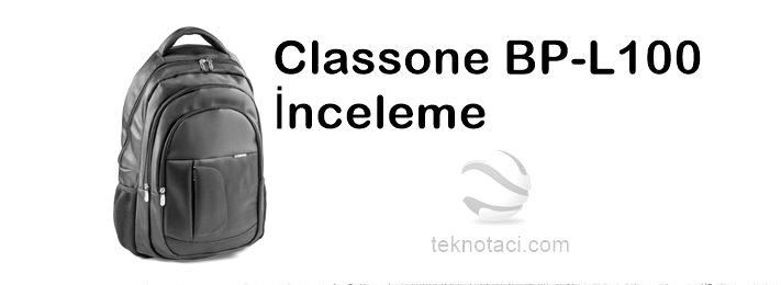 classone milano bp-l100 sırt çantası