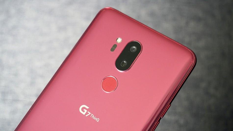 Photo of LG G7 ThinQ özellikleri ile herkesi büyülüyor!