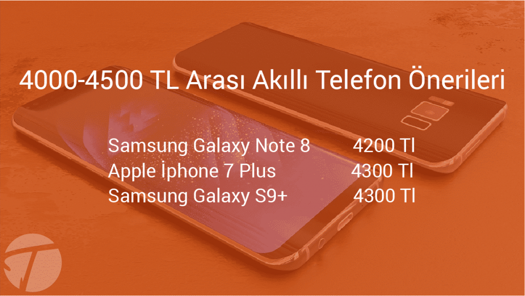 4000-4500 tl arası telefon tavsiyesi