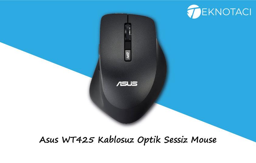 Asus WT425 Sessiz Fare