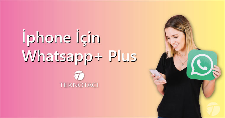 iphone için whatsapp plus indir