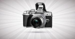 olmpus mark 3 aynasız fotoğraf makinesi