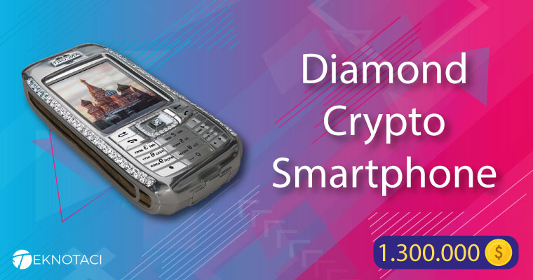 Diamond Crypto Smartphone