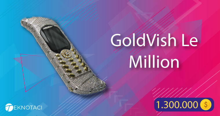 GoldVish Le Million Akıllı Telefon