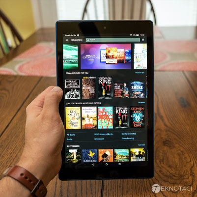 Amazon Fire Hd 10 Ucuz Android Tablet