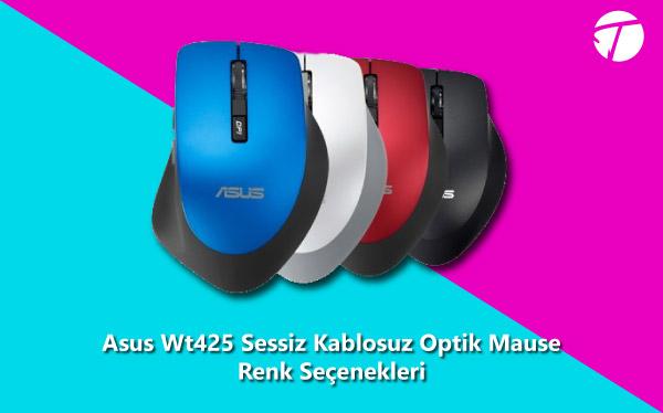 Asus Wt425 Renk Seçenekleri