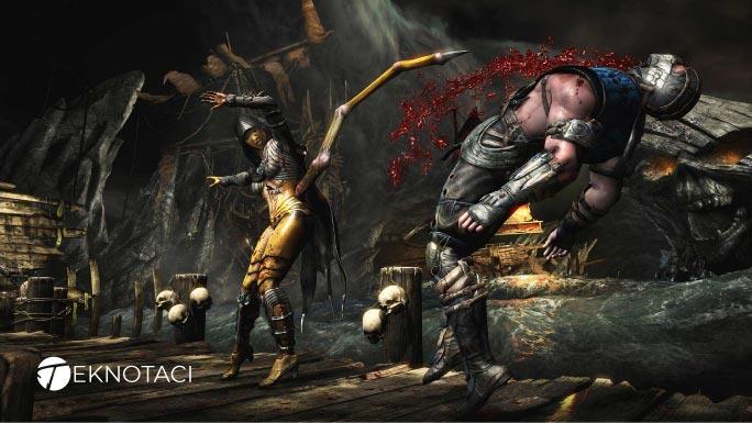 Mortal Kombat X Dövüş Oyunu