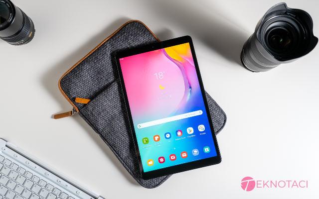 En İyi Android Tabletler - Samsung Galaxy Tab A 10 2019