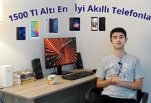 1500 Tl Altı Akıllı Telefon Önerileri