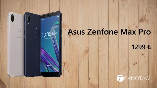 Asus Zenfone Max Pro 1500 Tl Altı Telefon