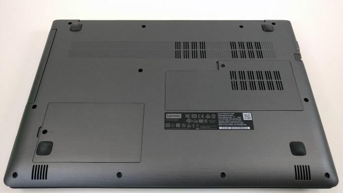 Lenovo Ideapad 510 Arka Kapak