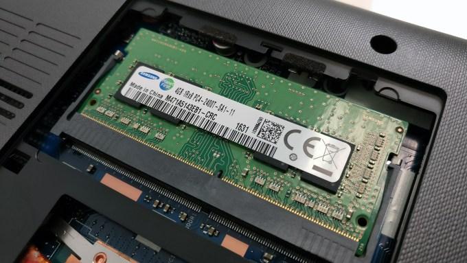 Lenovo İdeapad 510 Ram Yuvası