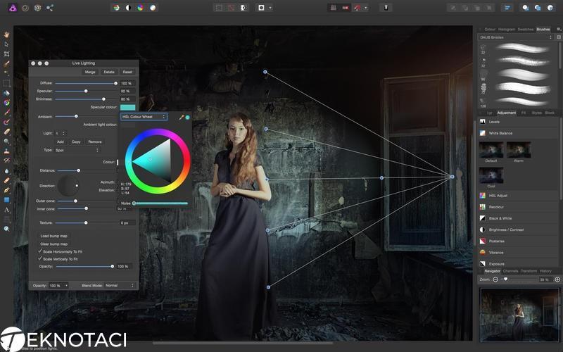 Affinity Photo (Windows & Mac)