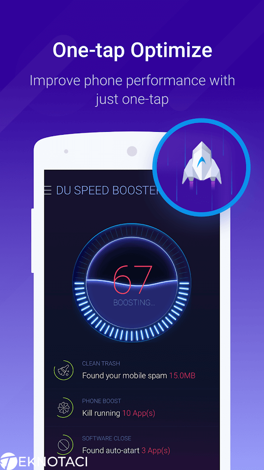 Cache Cleaner-DU Speed Booster(Booster&Cleaner)