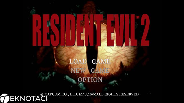 Resident Evil 2 ve 3