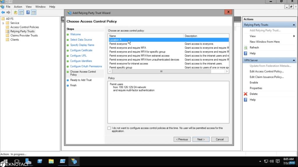 Active Directory Örneği (Microsoft)