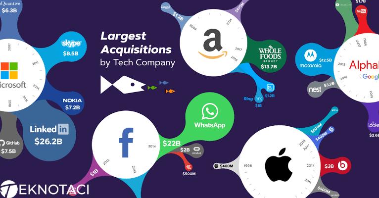 Teknoloji Şirketleri Kuruluş Yılları Testi