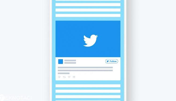 Twitter Kalıcı Olarak Silme