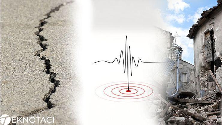 deprem cihazları