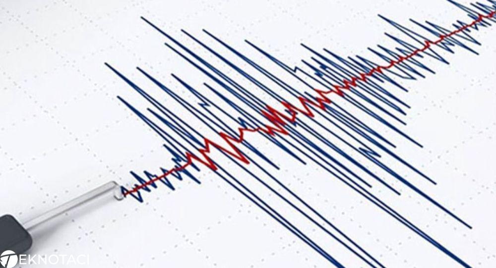 Deprem sinyalleri
