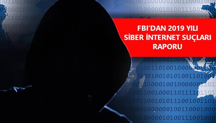 FBI Siber İnternet Suçları