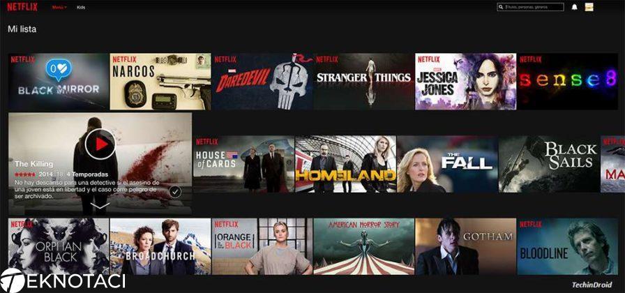 Netflix izle