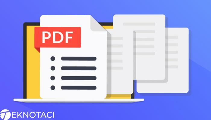 Pdf'yi JPG'ye Dönüştürme