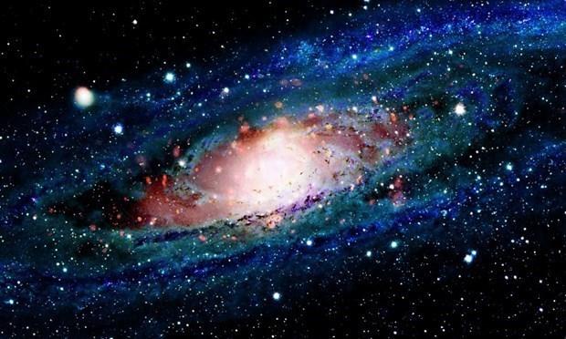 uzaydan çekilmiş dünya manzaraları