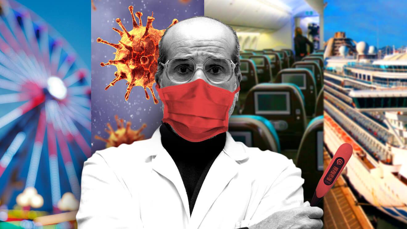 Koronavirüs Havada Asılı Kalabilir mi?