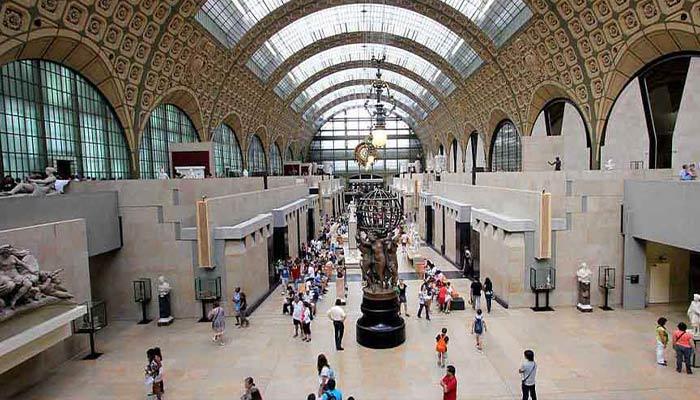 Musee De O'rsay Müzesi