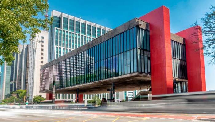 Museu Arte De Sao Paulo Müzesi