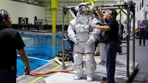 astronot eğitimi