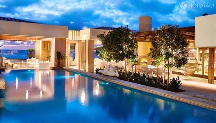 bill gates 43 milyon dolarlık pahalı evi