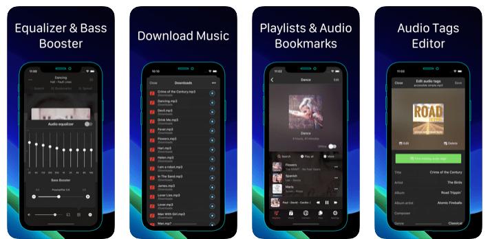 evermusic iphone ücretsiz müzik indirme programı