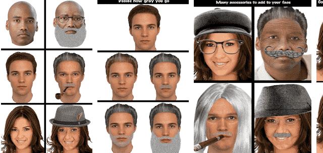 age editör yaşlılık uygulaması