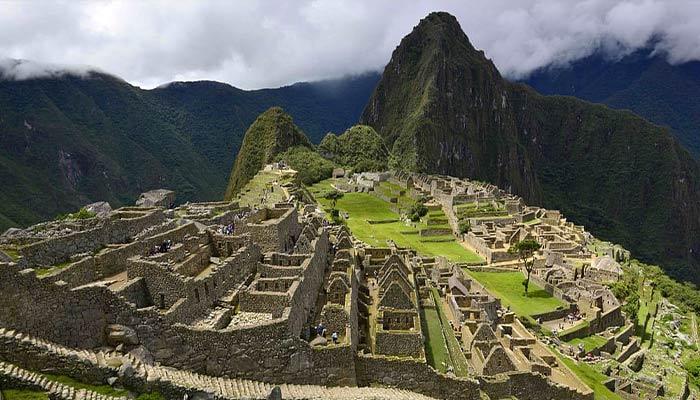 Machu Picchu, Andes Dağları - Peru