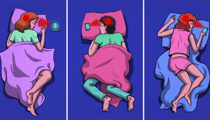akıllı telefon ile uyumak