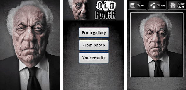old face yaşlandırma uygulaması indir 2021