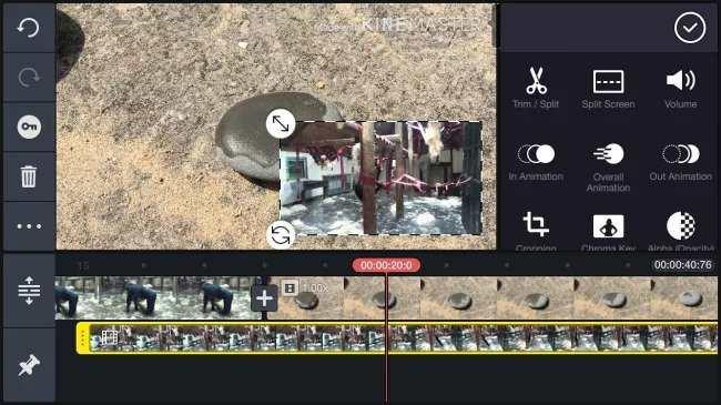 mobil için video düzenleme uygulaması