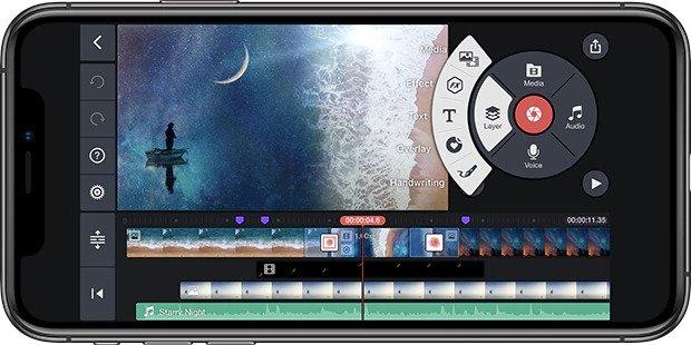 telefondan video düzenleme