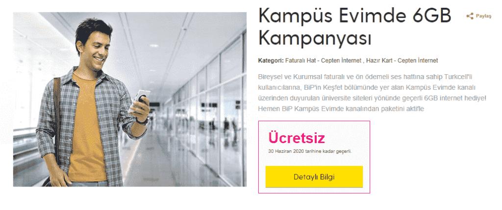 turkcell yok kampanyası