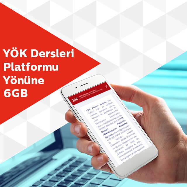 türk telekom yök hediye internet kampanyası