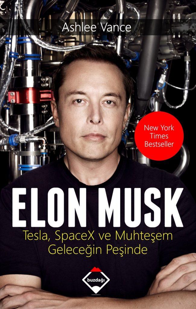 Elon Musk- Tesla, Spacex ve Muhteşem Geleceğin Peşinde