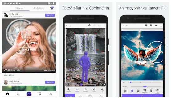 storyz android en iyi fotoğraf hareketlendirme uygulaması