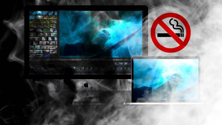 apple sigara yasağı